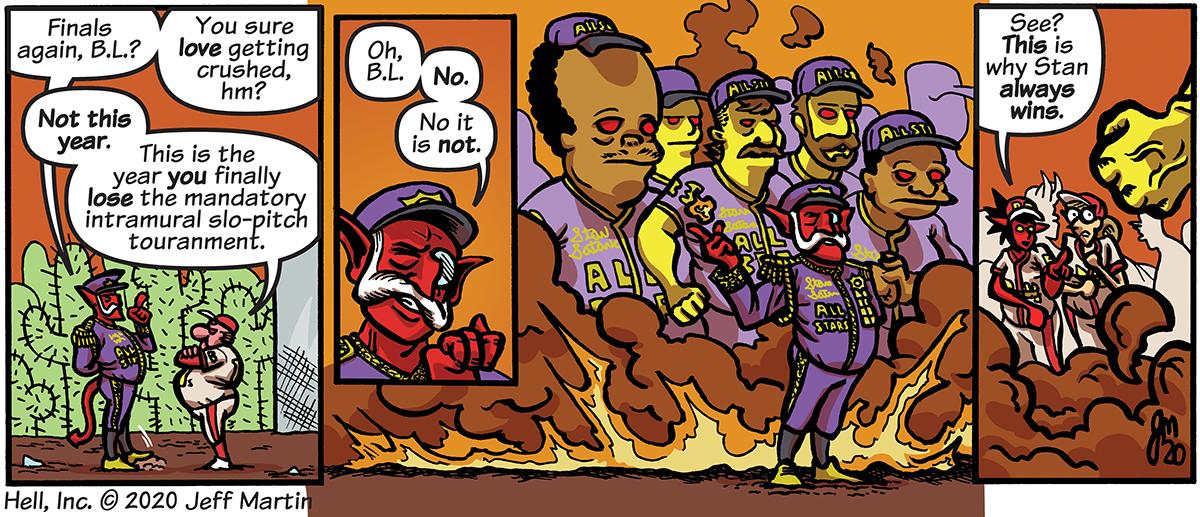 Stan's Satanic All-Stars
